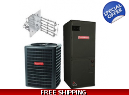 3.5 Ton 16 SEER Heat Pump and Air Conditioning S..